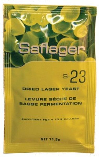 Dry Yeast Saflager S 23