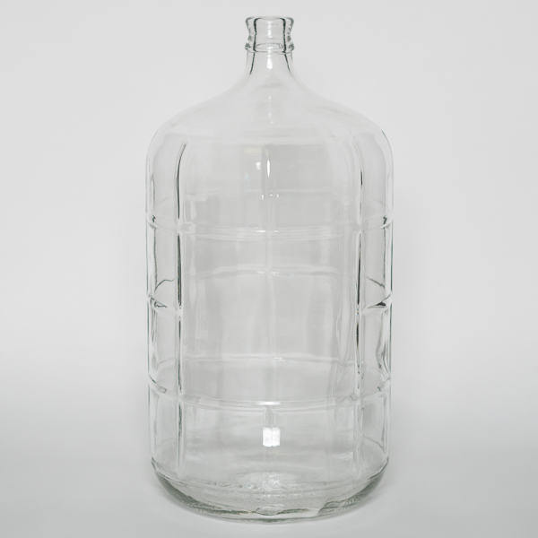 Carboy Glass 3 Gallon