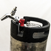 Faucet Adapter to Keg