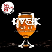 Kveik Pale Ale (All Grain Recipe Kit)