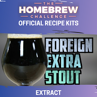 Homebrew Challenge Foreign Export Stout (Extract Kit)