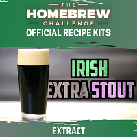 Homebrew Challenge Irish Extra Stout (Extract Kit)