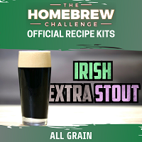 Homebrew Challenge Irish Extra Stout (All Grain Kit)