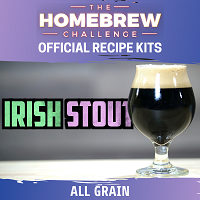 Homebrew Challenge Irish Stout (All Grain Kit)
