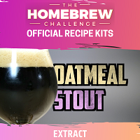 Homebrew Challenge Oatmeal Stout (Extract Kit)