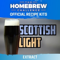 Homebrew Challenge Scottish Light Ale (Extract Kit)
