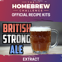Homebrew Challenge British Strong Ale (Extract Kit)