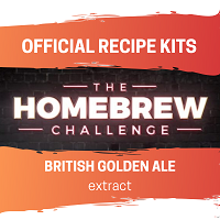 Homebrew Challenge British Golden Ale (Extract Kit)