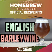 The Homebrew Challenge Barleywine (All Grain)