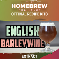 The Homebrew Challenge Barleywine (Extract)