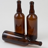 750ml Belgian Corkable Brown Bottle (Case)