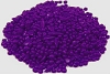 Bottle Wax Beads, Purple