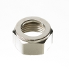 Beer Nut for Keg Couplers (Chrome Plated)