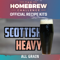 Homebrew Challenge Scottish Heavy Ale (All Grain Kit)