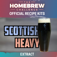 Homebrew Challenge Scottish Heavy Ale (Extract Kit)