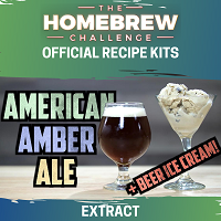 Homebrew Challenge American Amber Ale (Extract Kit)