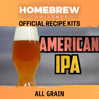 Homebrew Challenge American IPA (All Grain Kit)