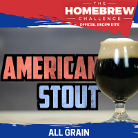 Homebrew Challenge American Stout (All Grain Kit)