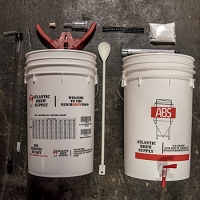 Beginning Brewer Homebrew Equipment Kit, 5 Gallon Basic (Bucket)