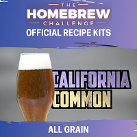 Homebrew Challenge California Common (All Grain Kit)