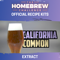 Homebrew Challenge California Common (Extract Kit)