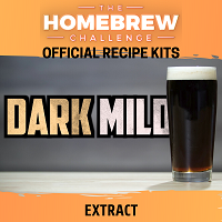Homebrew Challenge Dark Mild Ale (Extract Kit)