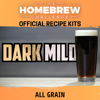 Homebrew Challenge Dark Mild Ale (All Grain Kit)