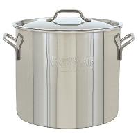 Kettle, 7.5 Gallon with lid (Bayou Classic)