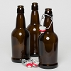 Bottle, 16oz EZ-Cap Brown (Case)