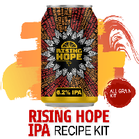 Rising Hope IPA (All Grain Kit)