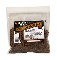 Brewer's Best Whisky Barrel Chips (4 oz)