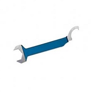Faucet Wrench - Double Sided with Hex Nut Wrench