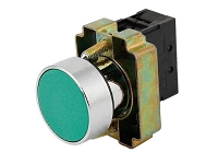 Push Button Switch 22mm 1NO momentary Green