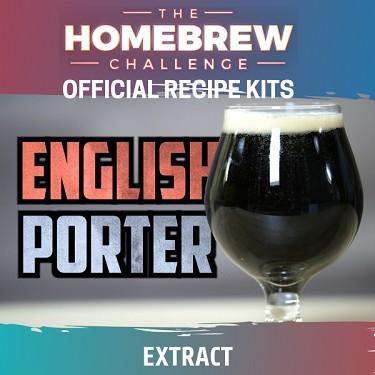 Homebrew Challenge English Porter (Extract Kit)