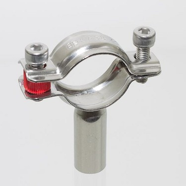 "1.5"" Tri-Clamp Sanitary Pipe Holder"