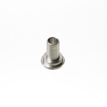 "Tailpiece, Stainless 3/16"" Barb"