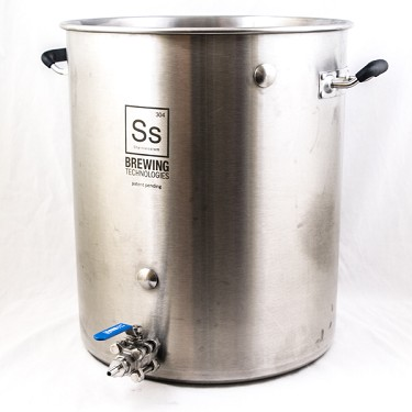 SS Brewtech 20 Gallon Kettle
