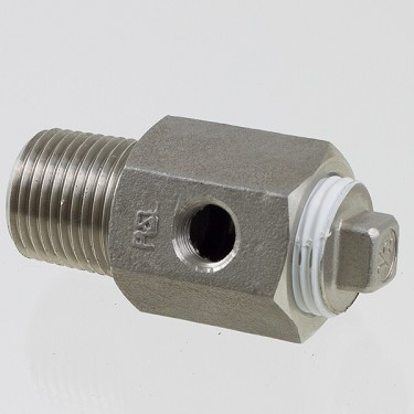 "Sight Glass Adapter, 1/2"" MPT"