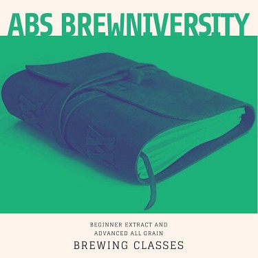 ABS Brewniversity Brewing Classes
