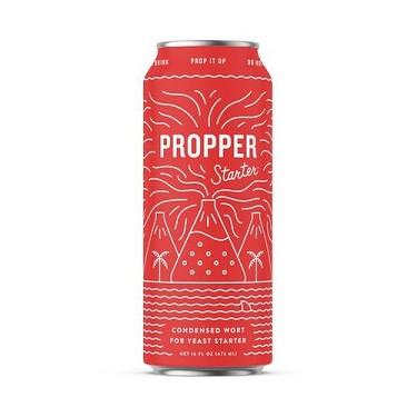 Propper Starter Canned Wort (Single Can)