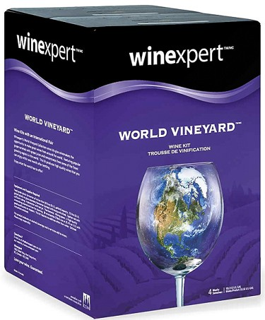 Winexpert California Moscato (World Vineyard Series)
