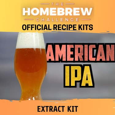 Homebrew Challenge American IPA (Extract Kit)