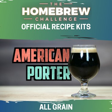 Homebrew Challenge American Porter (All Grain Kit)