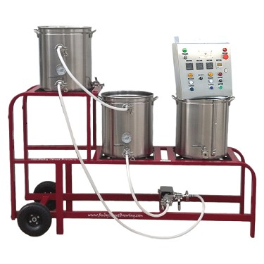 The Ruby Street Brewery (Electric) - 15 Gallon - Ruby Street