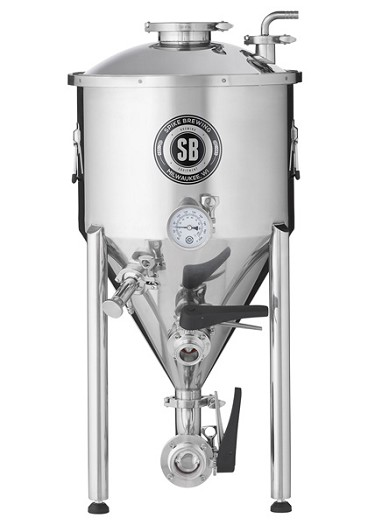 Spike Brewing 10 Gallon Conical Unitank