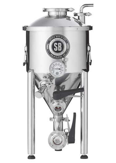 Spike Brewing 5 Gallon Conical Fermenter