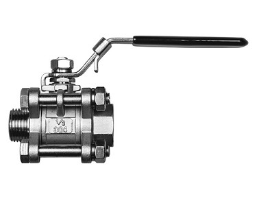 Spike Brewing 3 Piece Valve