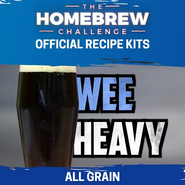 Homebrew Challenge Wee Heavy (Extract Kit)