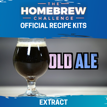 Homebrew Challenge Old Ale (Extract Kit)