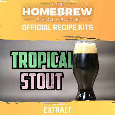 Homebrew Challenge Tropical Stout (Extract Kit)